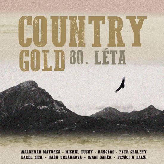 Country Gold 80. léta (2x CD) - CD