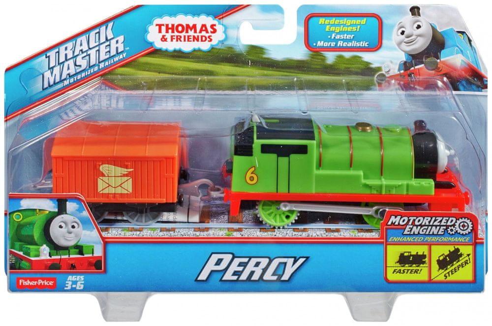 Fisher-Price Velké motorové mašinky Percy