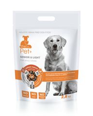 thePet+ 3in1 dog SENIOR &LIGHT Adult 2,8 kg