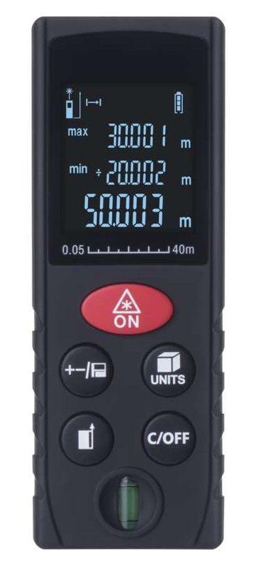 Emos Laserový měřič vzdálenosti M0502