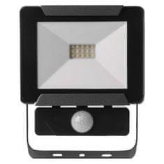 Emos LED reflektor IDEO s senzorjem gibanja, 10 W, nevtralno bela