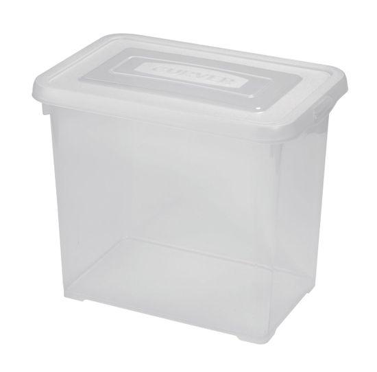 CURVER pojemnik plastikowy Handy box 15 l, transparentny