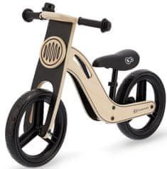 KinderKraft Uniq pedál nélküli gyerekkerékpár natural