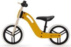 KinderKraft Uniq pedál nélküli gyerekkerékpár honey