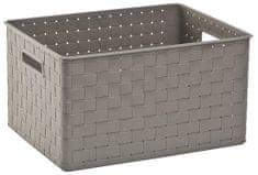 Curver Nuance škatla za shranjevanje L, rjava
