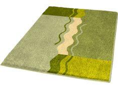 Kleine Wolke Fürdőszobai szőnyeg Vanessa 55 x 65 cm pálma