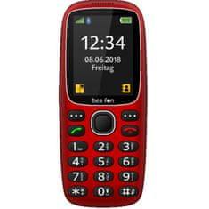 Beafon mobilni telefon SL360, rdeč