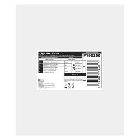 Emos Prodlužovací kabel 1908432500