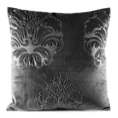 My Best Home Relief jastuk, 45x45 cm, crni