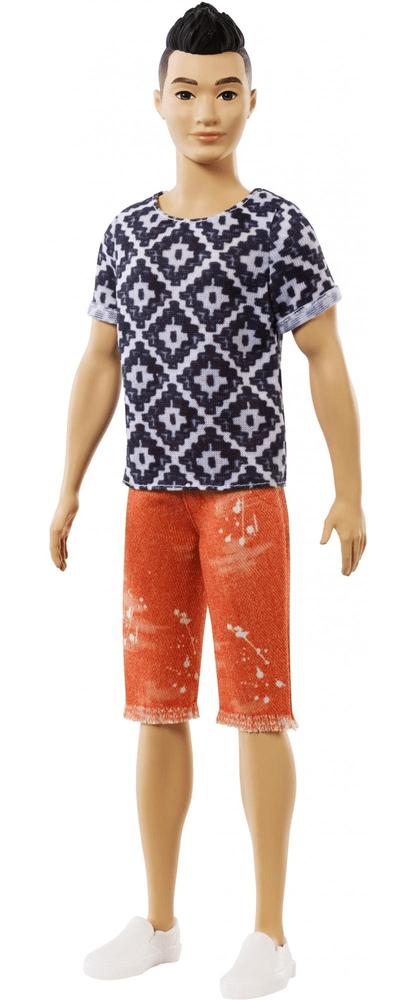 Mattel Barbie Model Ken 115