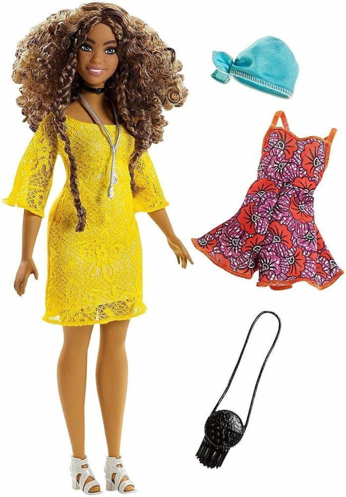 Mattel Barbie Modelka s oblečky a doplňky 85