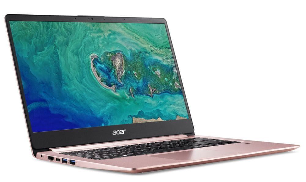 Acer Swift 1 celokovový (NX.GZLEC.002) + Office 365 pro jednotlivce 1 rok