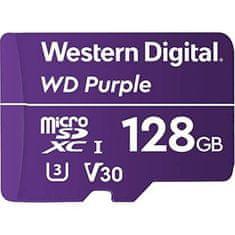 Western Digital microSD kartica Purple, 128GB