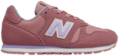 New Balance lány tornacipő YC373CF 33 rózsaszín