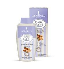 Kozmetika Afrodita mandljevo olje Baby & Mom Natural, 125ml