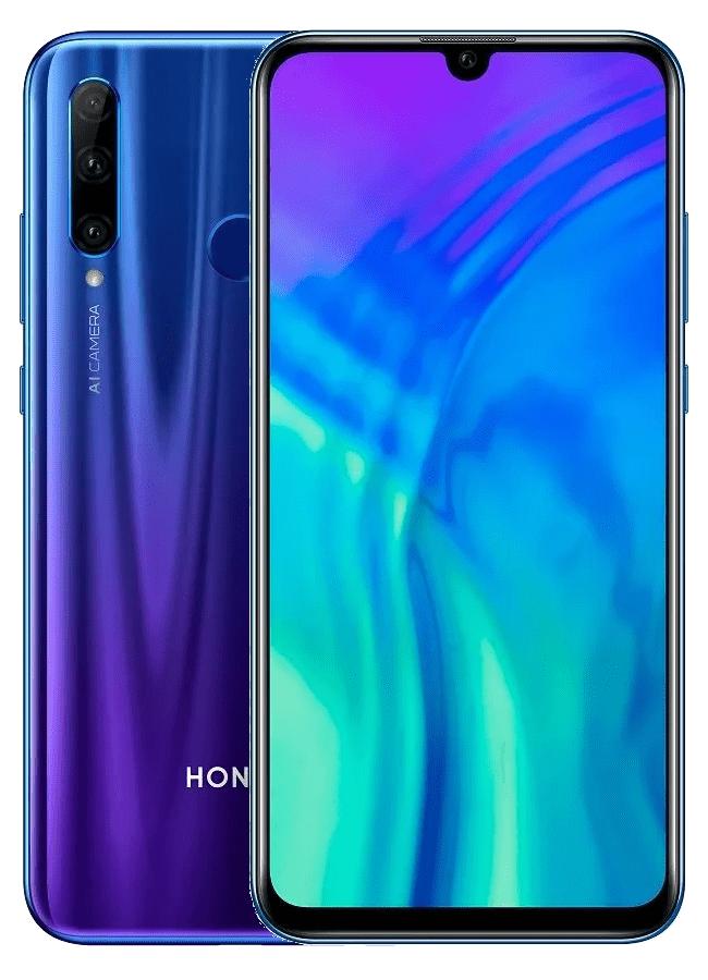Honor 20 Lite, 4 GB/128 GB, Phantom Blue