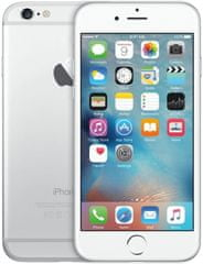 Apple iPhone 6S, 32 GB, stříbrný - použité