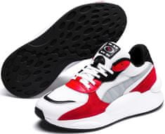Puma RS 9.8 Space Jr White-High Risk Red, 37