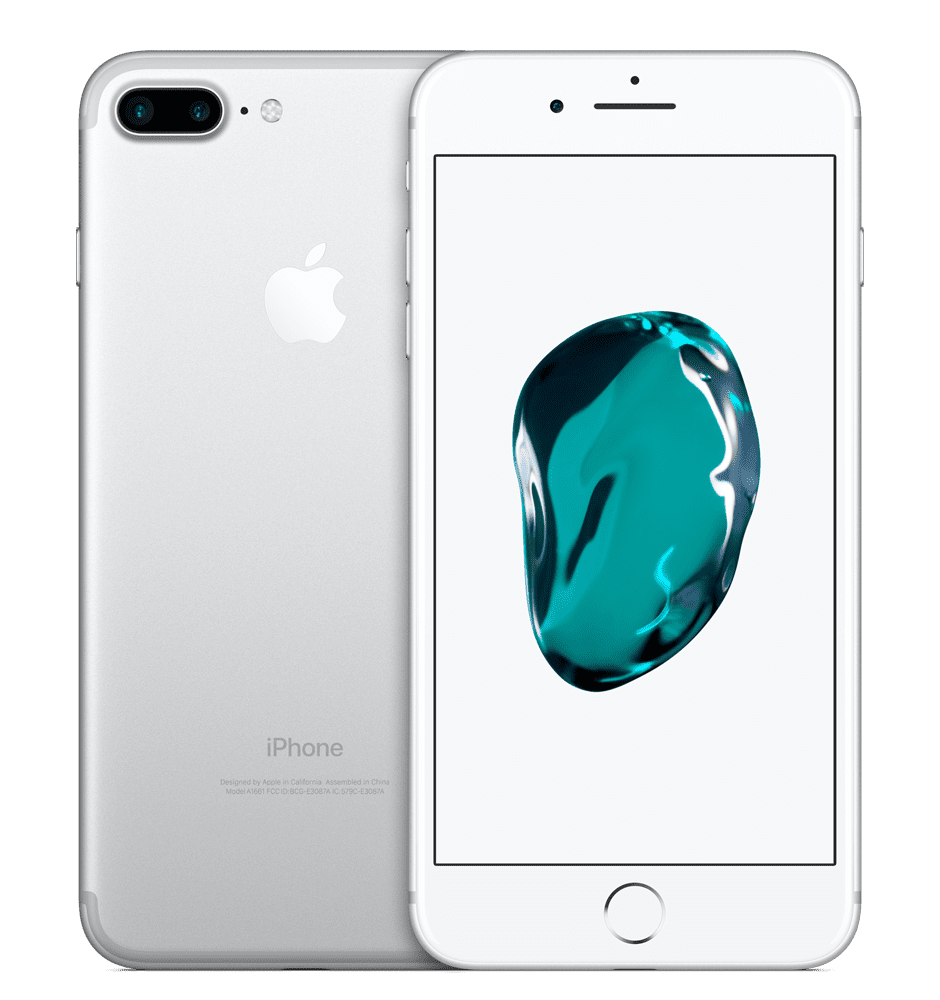 Apple iPhone 7 Plus, 32GB, Stříbrný