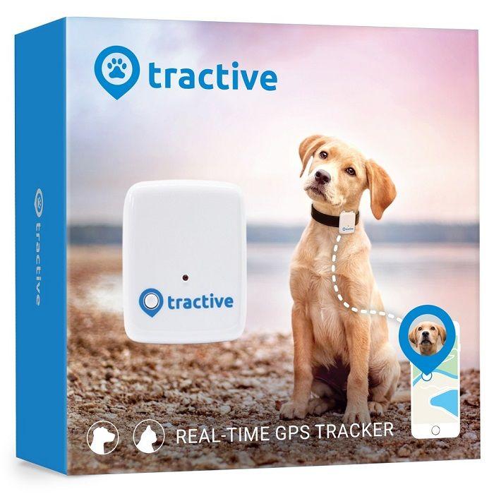 Tractive GPS lokátor pro psy