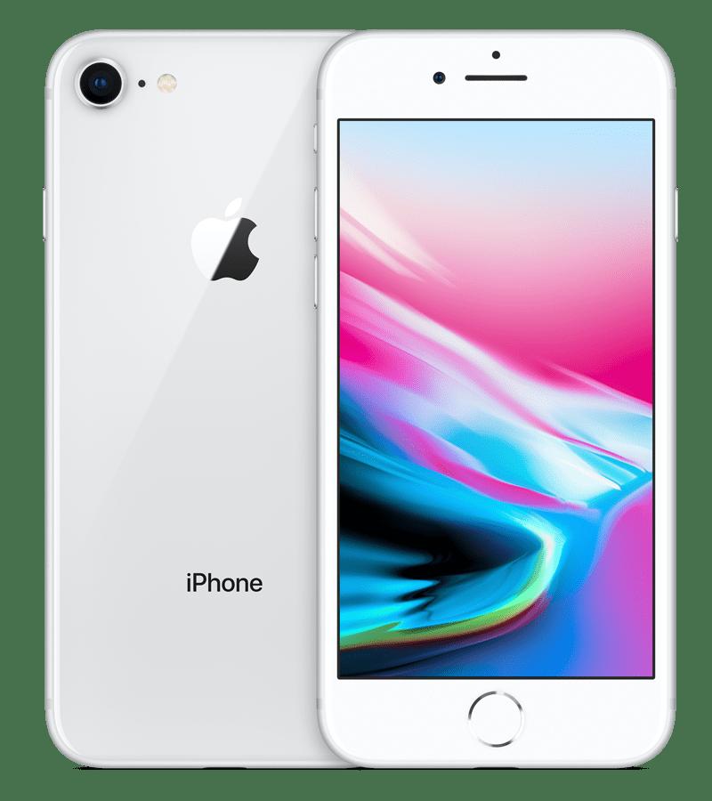 Apple iPhone 8, 64GB, Stříbrný