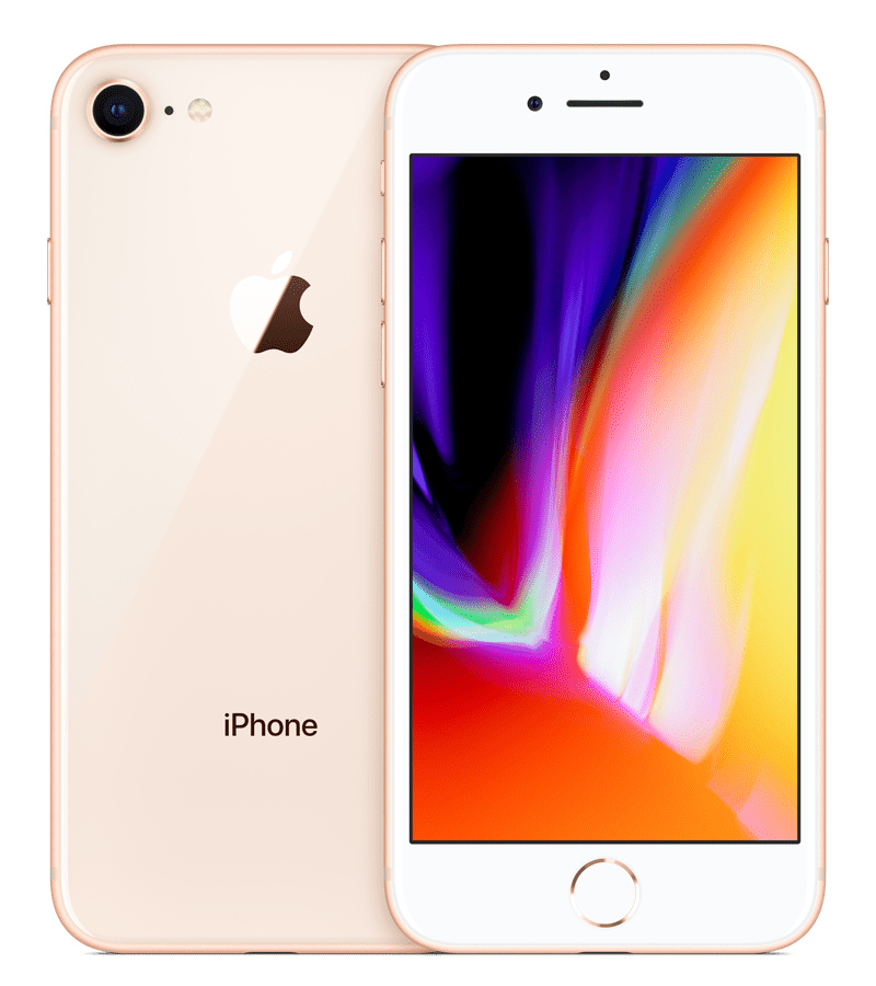 Apple iPhone 8, 64GB, Zlatý