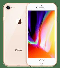 Apple iPhone 8, 64GB, Zlatý - zánovní