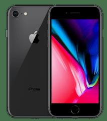 Apple Refurbished iPhone 8, 64GB, Space Gray