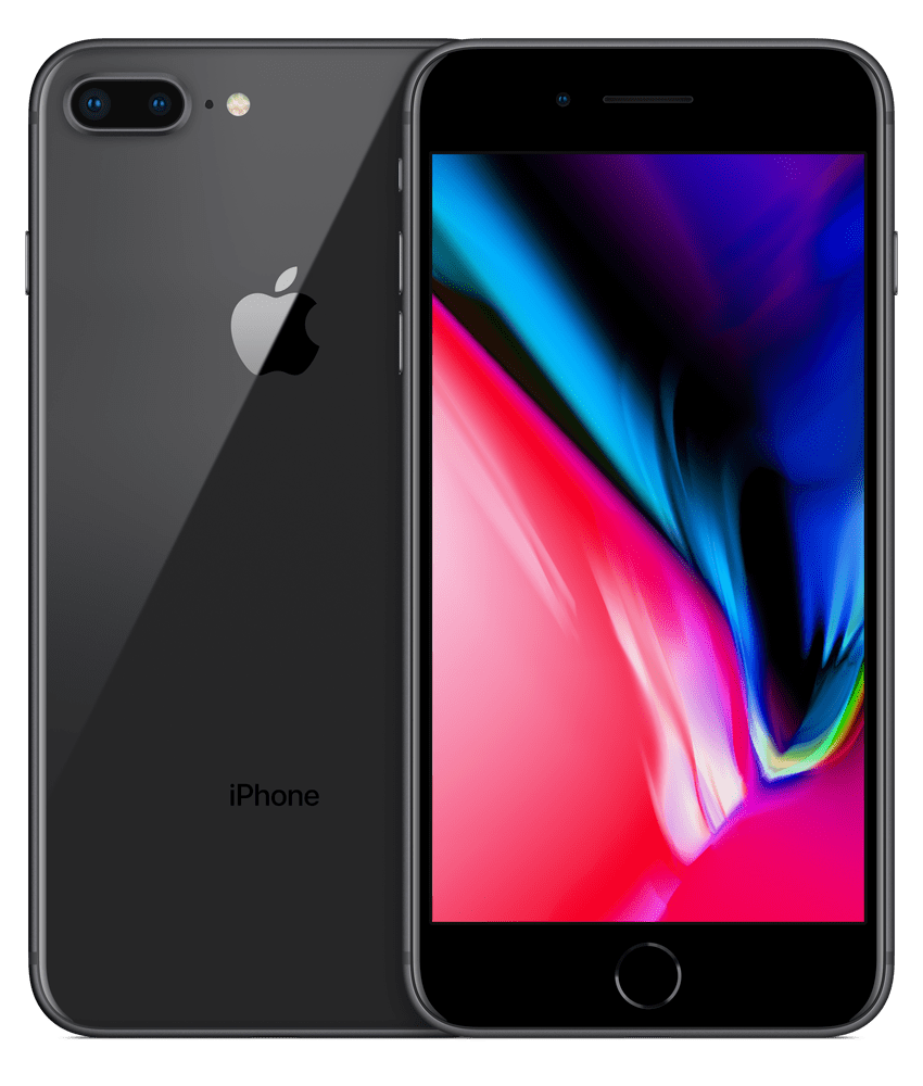 Apple iPhone 8 Plus, 64GB, Vesmírně šedý