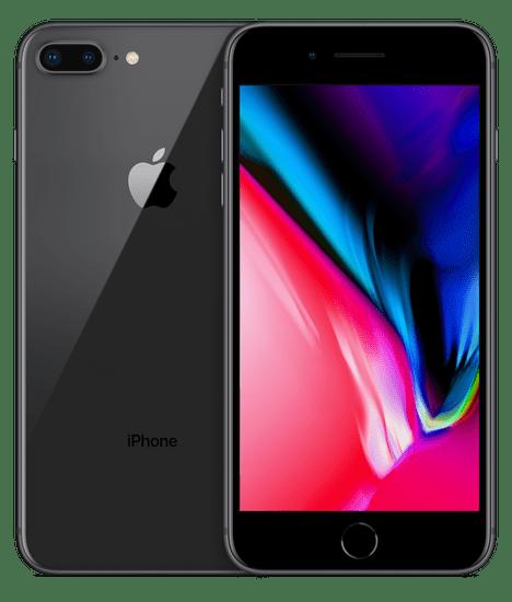Apple iPhone 8 Plus, 64GB, Vesmírně šedý