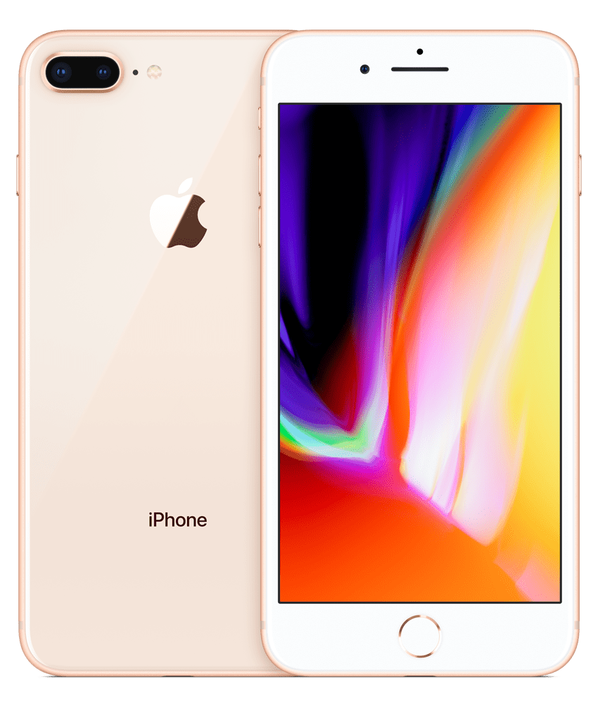 Apple iPhone 8 Plus, 64GB, Zlatý