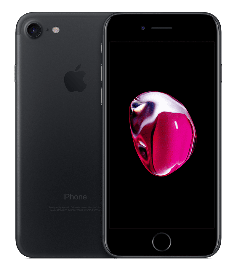 Apple iPhone 7, 32GB, Černý