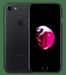 Apple Refurbished iPhone 7, 32GB, Black (Renewd)
