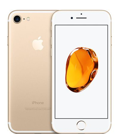 Apple iPhone 7, 32GB, Zlatý