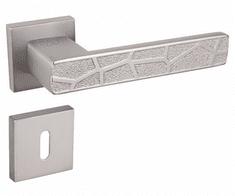 Infinity Line Volare 600 satyna mat - okucia do drzwi - pod klucz pokojowy