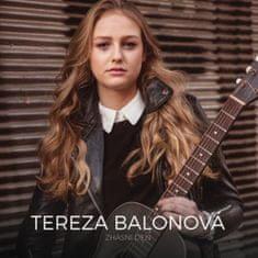 Balonová Tereza: Zhasni den - CD
