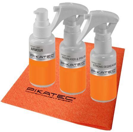 Pikatec Nano-sada na ochranu jízdních kol Ceramic