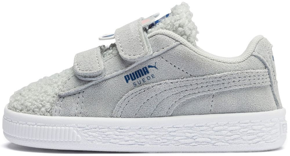 Puma Suede Winter Monster V Inf High Rise-Galaxy Blue 25