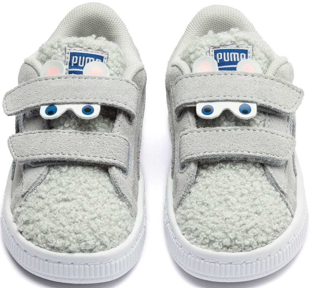 Puma Suede Winter Monster V Inf High Rise-Galaxy Blue 22