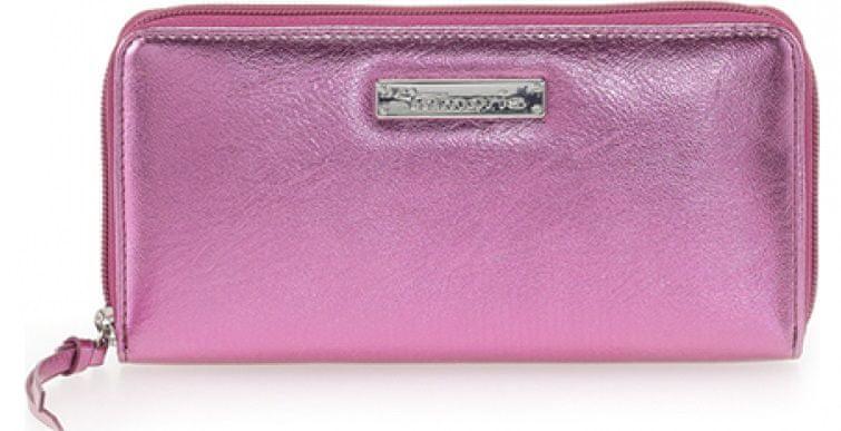 7d1c84196f Tamaris dámská růžová peněženka