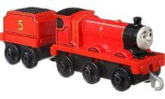 Fisher-Price duża lokomotywa James
