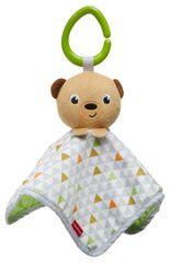 Fisher-Price viseča igrača, medvedek