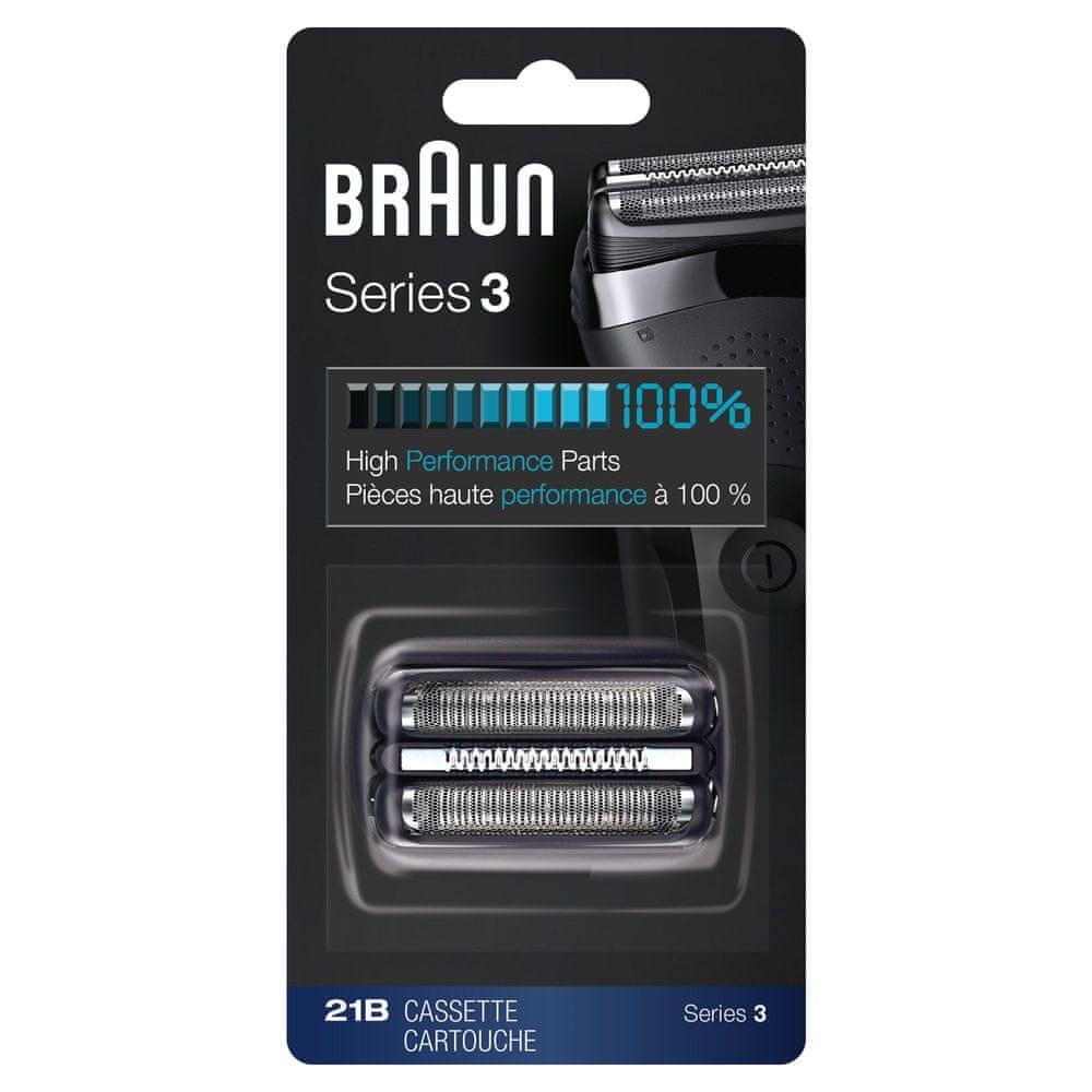 Braun Combipack 21B