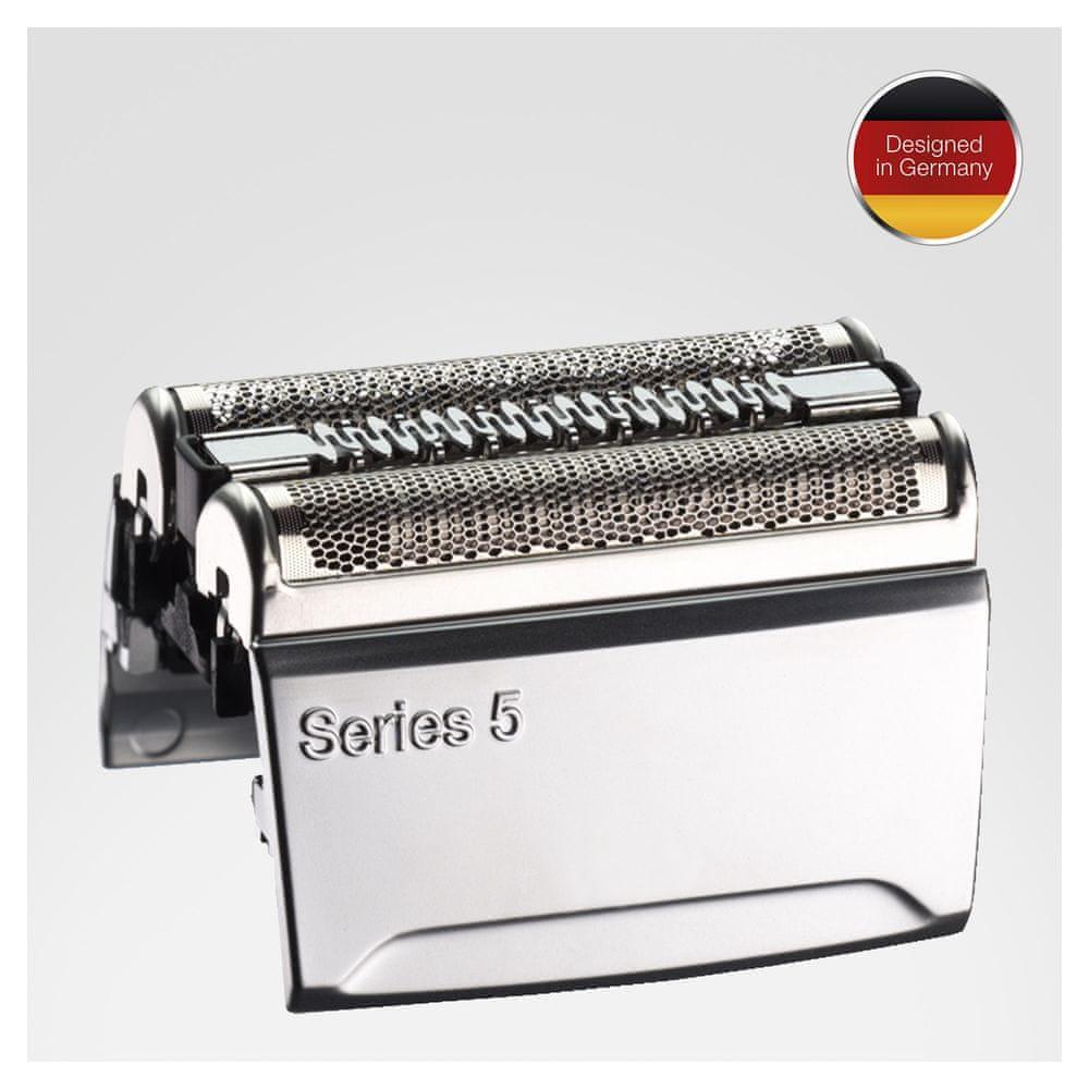 Braun CombiPack Series 5 - 52S stříbrný