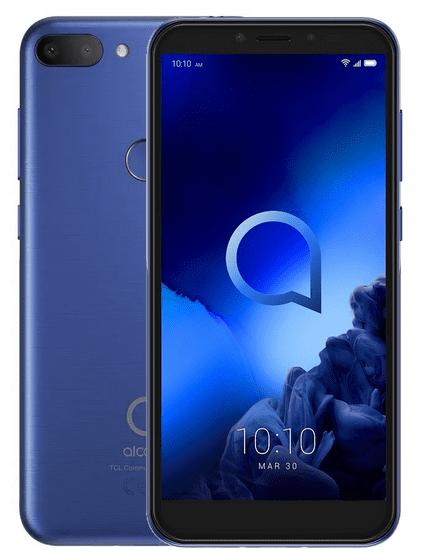 Alcatel 1S, 3GB/32GB, Metallic Blue (5024D)