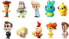 Mattel Toy Story 4: Príbeh hračiek Minifigúrka 10 ks
