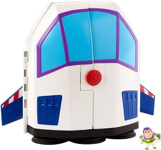 Mattel Toy Story 4: Historia zabawek zestaw