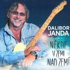 Janda Dalibor: Někde v zemi nad Zemí - CD