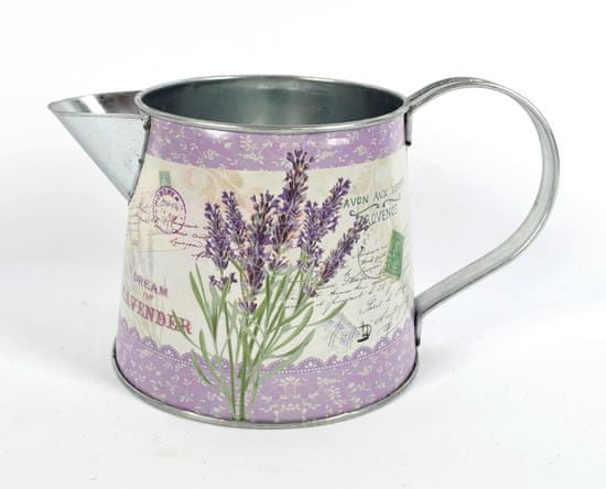 DUE ESSE Konvička Levandule Provence, dekorace