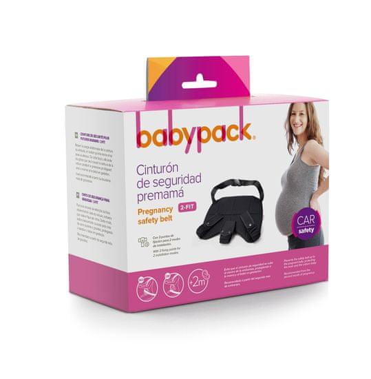 More Babypack pas bezpieczeństwa dla kobiet ciężarnych 2-FIT